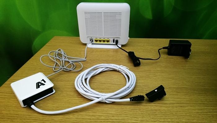 a1 modem